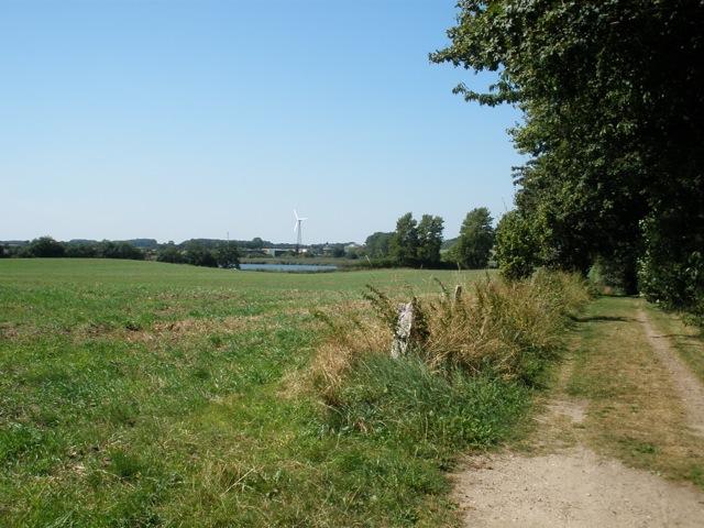 Umgebung - Schleiwanderweg
