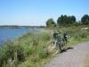 Umgebung - Mit dem Fahrrad an die Schlei